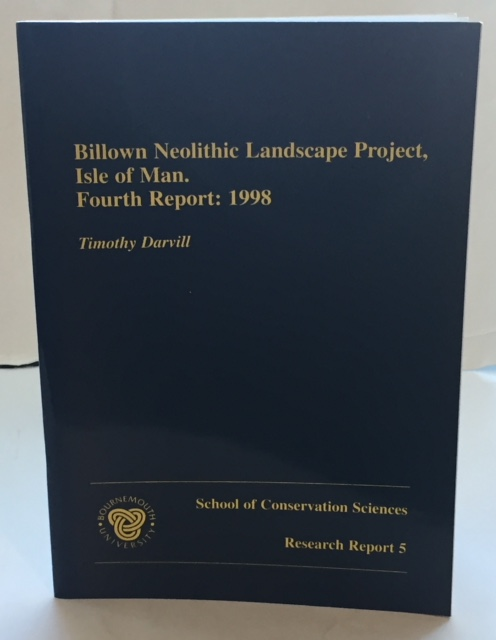 Image for Billown Neolithic Landscape Project, Isle of Man, Fourth Report: 1998 :