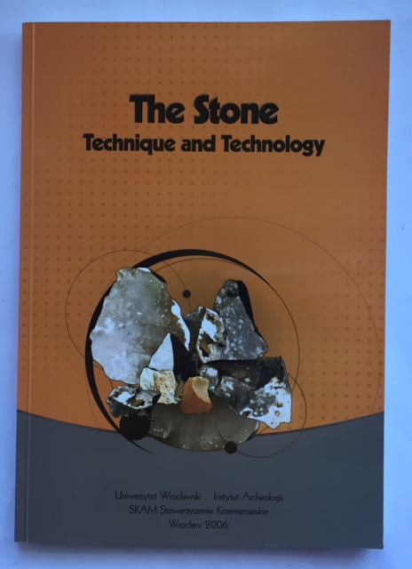 Image for The stone: Technique and Technology :