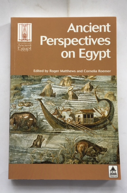 Image for Ancient Perspectives on Egypt :