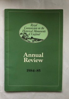 Image for Annual Review 1984-85 :