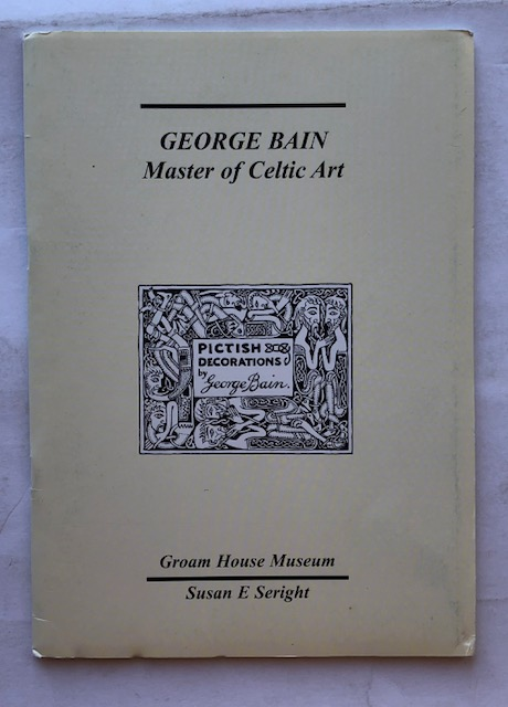 Image for George Bain :Master of Celtic Art