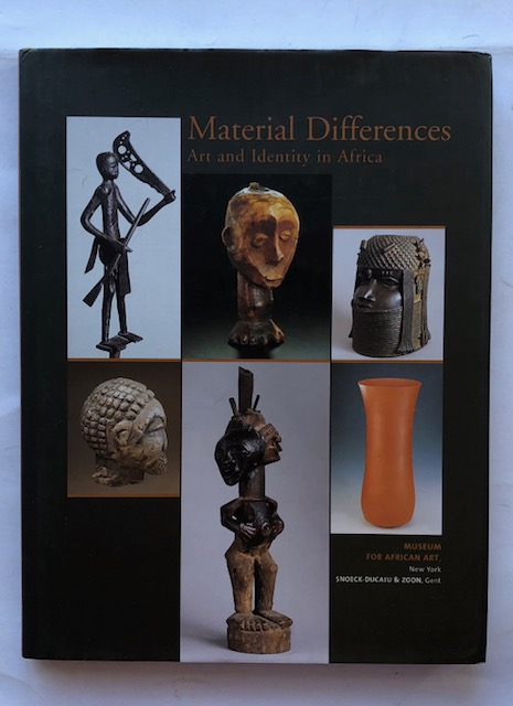 Image for Material Differences :Art and Identity in Africa