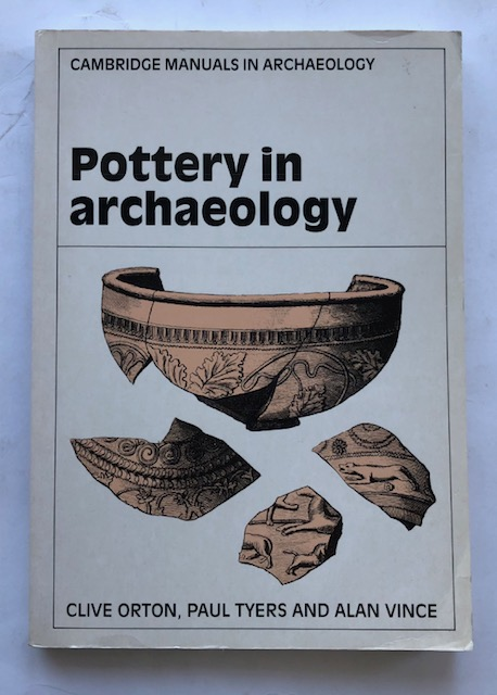 Image for Pottery in Archaeology :
