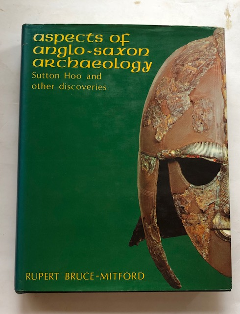Image for Aspects of Anglo-Saxon Archaeology :Sutton Hoo and Other Discoveries