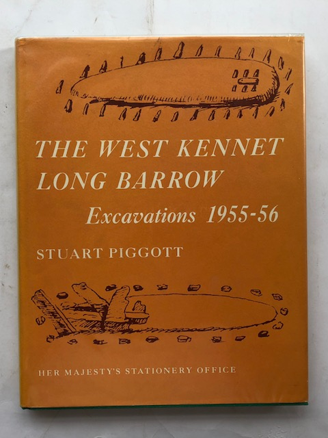 The West Kennet Long Barrow :Excavations 1955-56 (Ministry of Works Archaeology Reports No. 4)