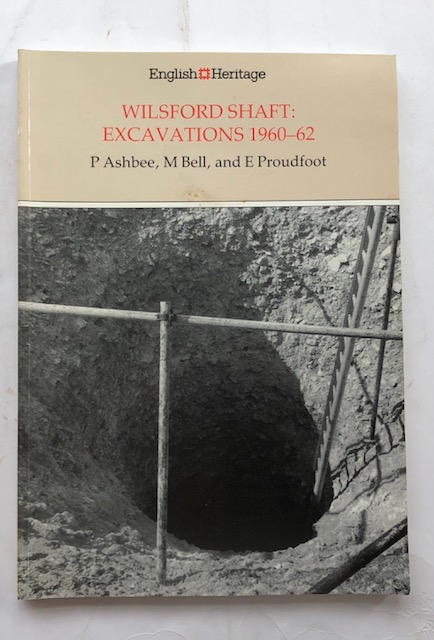 Image for Wilsford Shaft :Excavations 1960-62