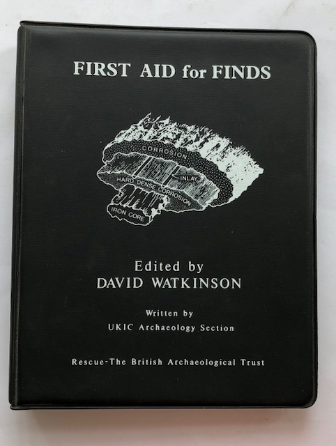 Image for First Aid for Finds :