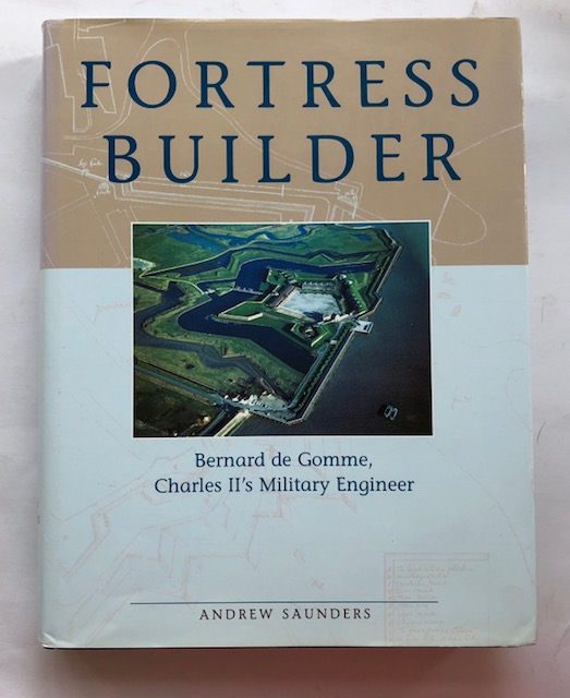 Image for Fortress Builder :Bernard de Gomme, Charles IIis Military Engineer