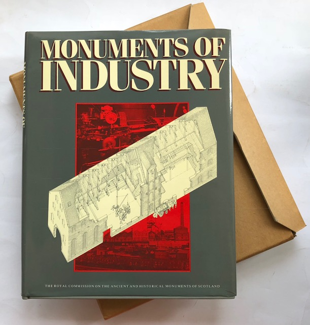 Image for Monuments of Industry :an illustrated historical record