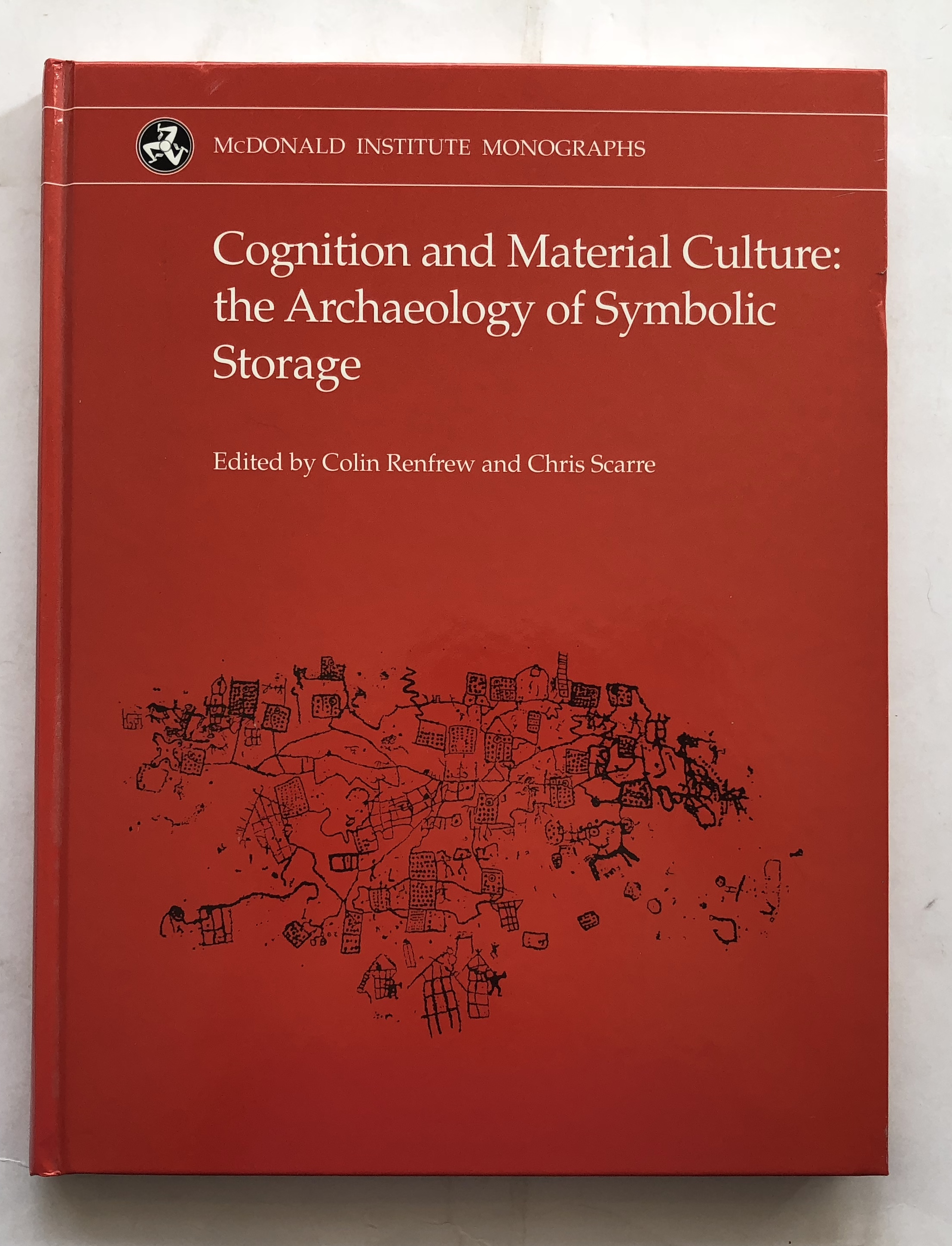 Image for Congnition and Material Culture: the Archaeology of Symbolic Storage :