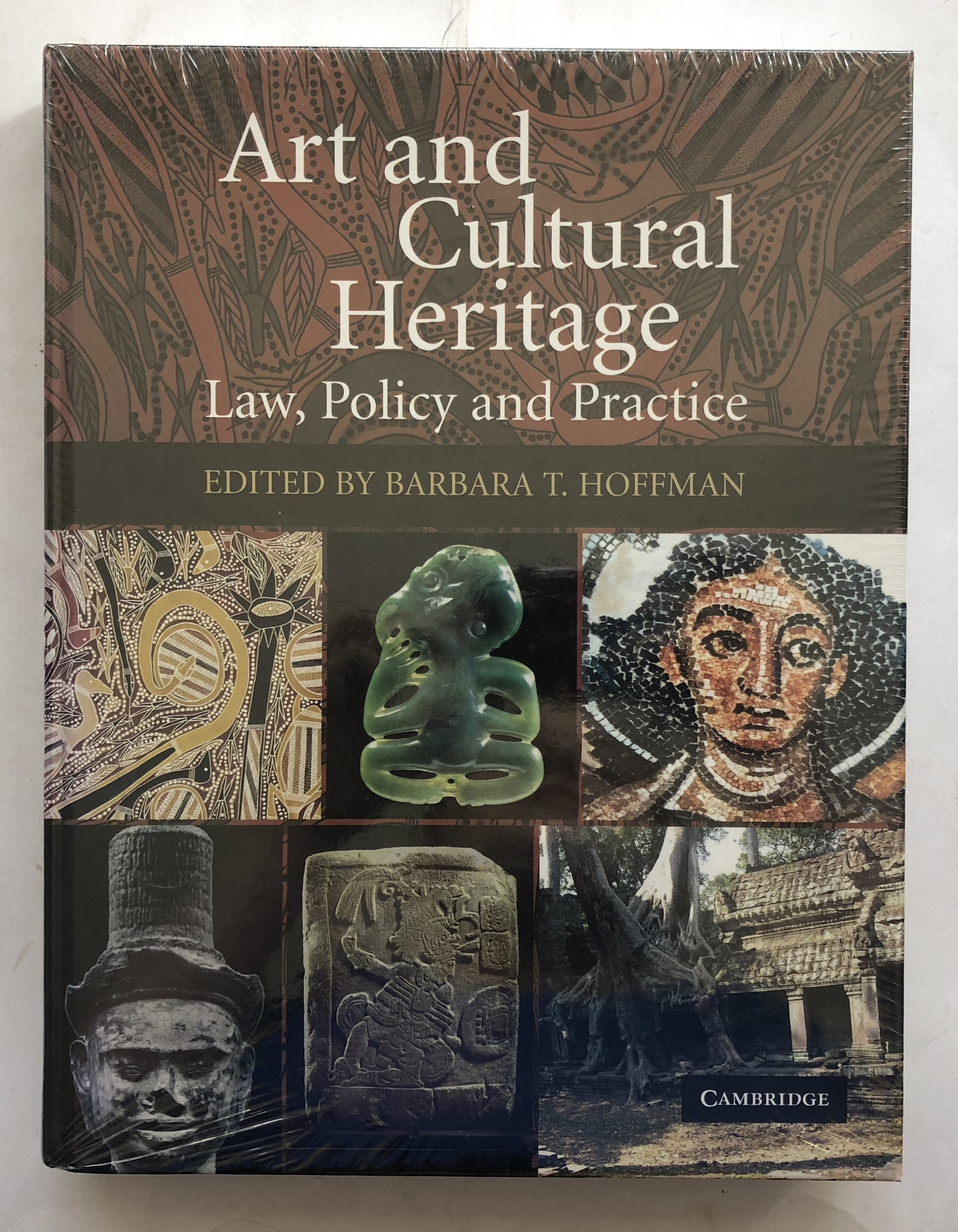 Image for Art and Cultural Heritage :Law, Policy and Practice