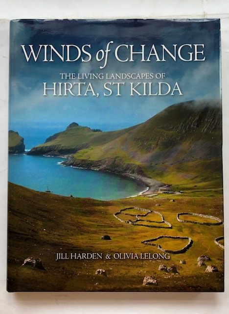 Image for Winds of Change :The Living Landscapes of Hirta, St Kilda
