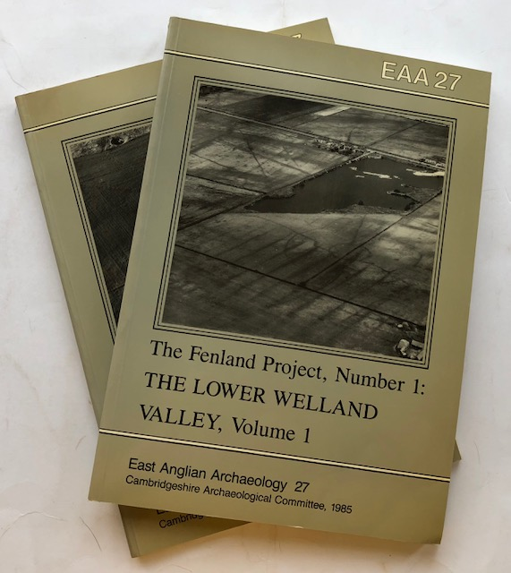Image for The Fenland Project, No. 1 :Archaeology and Environment in the Lower Welland Valley, Volume 1 & 2