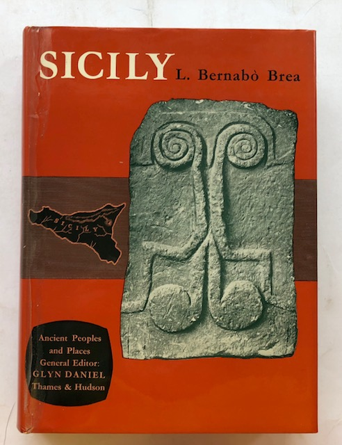 Image for Sicily before the Greeks (Ancient Peoples and Places) :