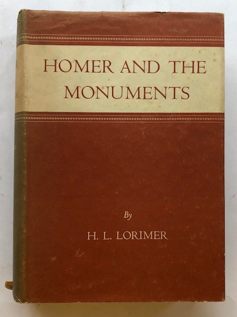 Homer and the Monuments :