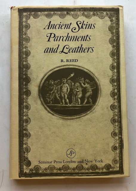 Image for Ancient Skins, Parchments and Leathers :