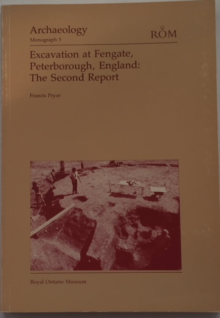 Image for Excavation at Fengate, Peterborough, England: The Second Report :
