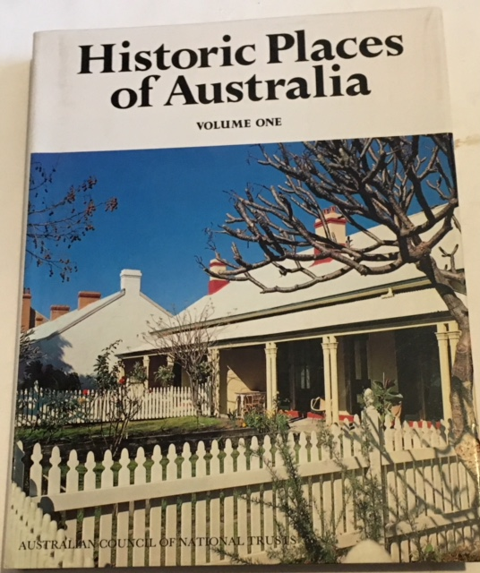 Image for Historic Places of Australia :Volume One