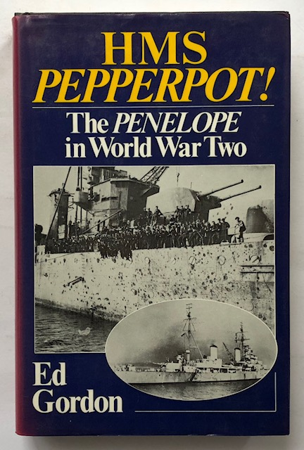 Image for HMS Pepperpot! :The Penelope in World War Two