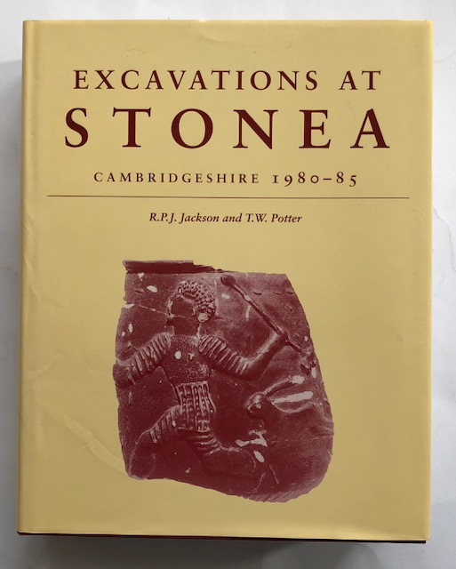Image for Excavations at Stonea :Cambridgeshire 1980-85