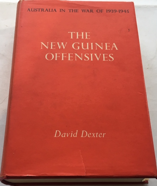 Image for The New Guinea Offensives :
