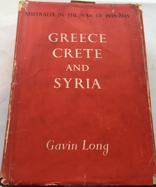 Image for Greece, Crete and Syria :
