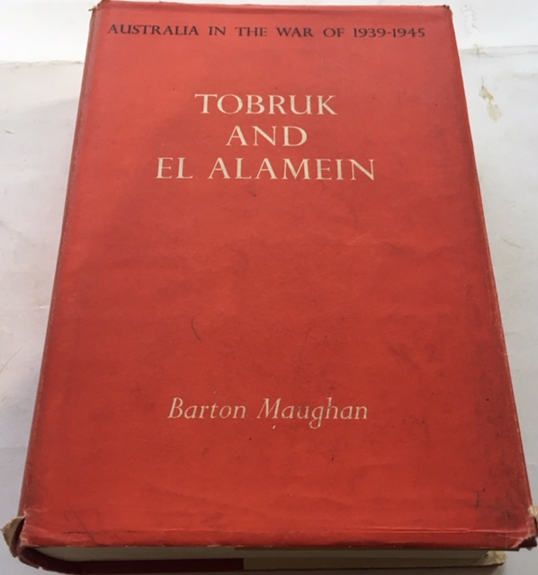 Image for Tobruk and El Alamein :
