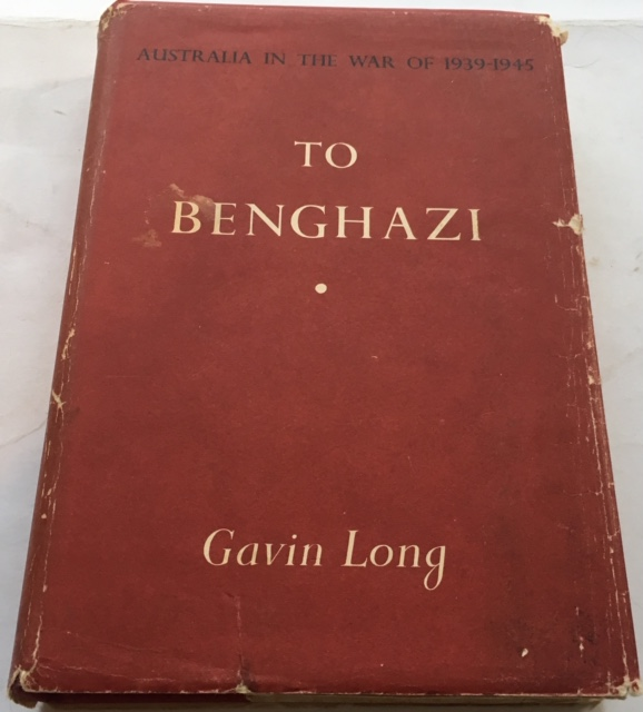 Image for To Benghazi :