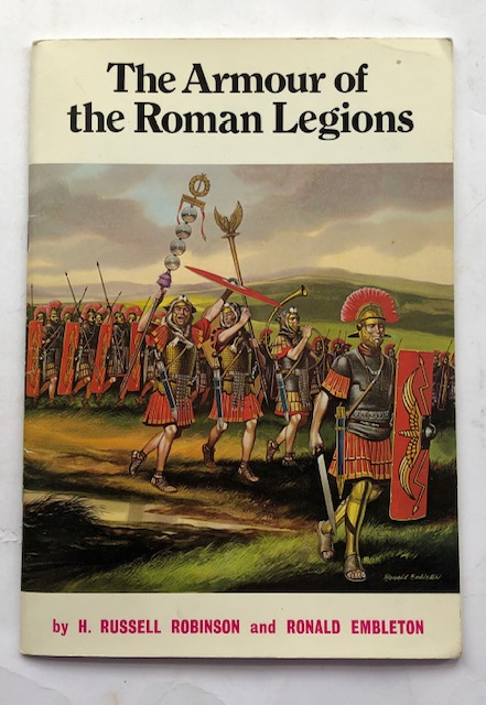 Image for The Armour of the Roman Regions :