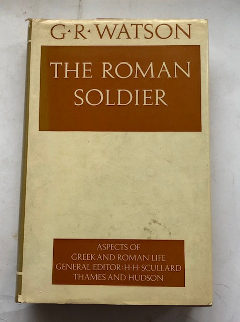 Image for The Roman Soldier :