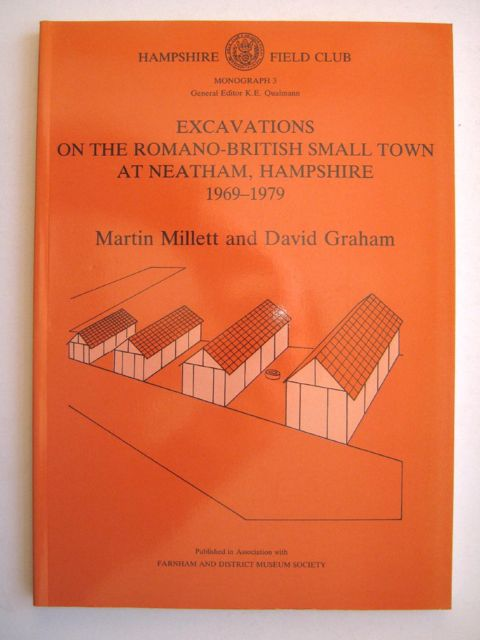 Image for Excavations on the Romano-British Small Town at Neatham, Hampshire 1969-1979 :