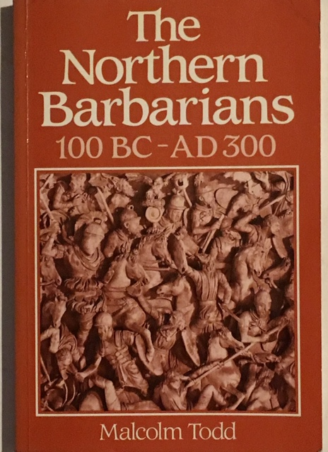 Image for The Northern Barbarians :100 BC- AD 300