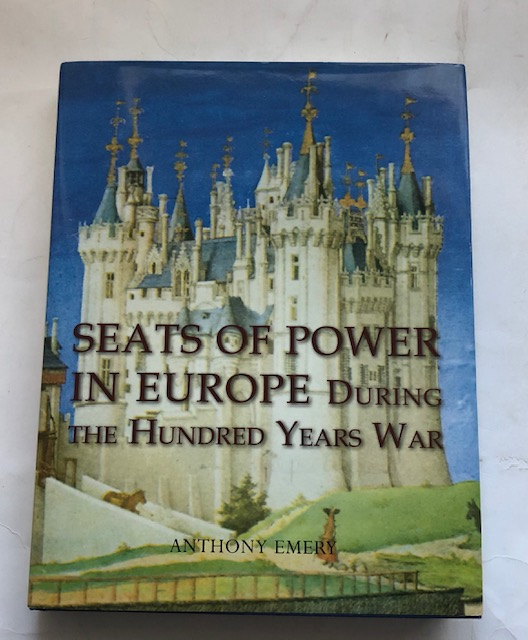 Image for Seats of power in Europe during the Hundred Year's War :