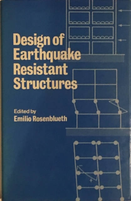 Image for Design of Earthquake Resistant Structures :