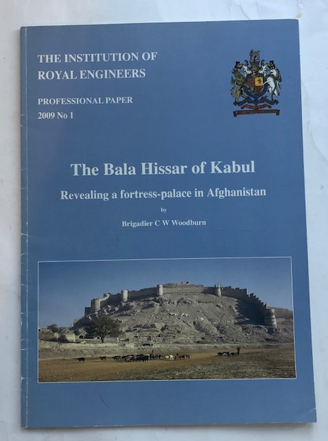 Image for The Bala Hissar of Kabul :Revealing a fortress-palace in Afghanisten