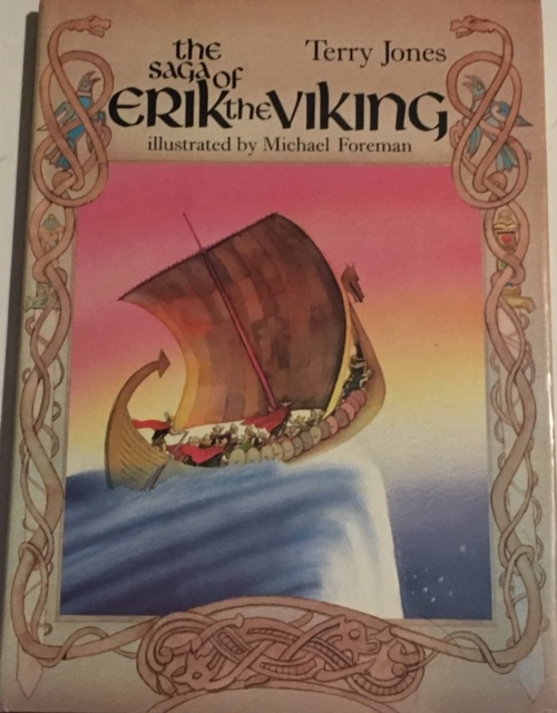 Image for The Saga of Erik the Viking :