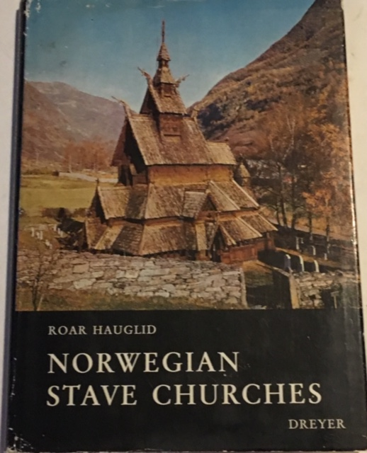 Image for Norwegian Stave Churches :