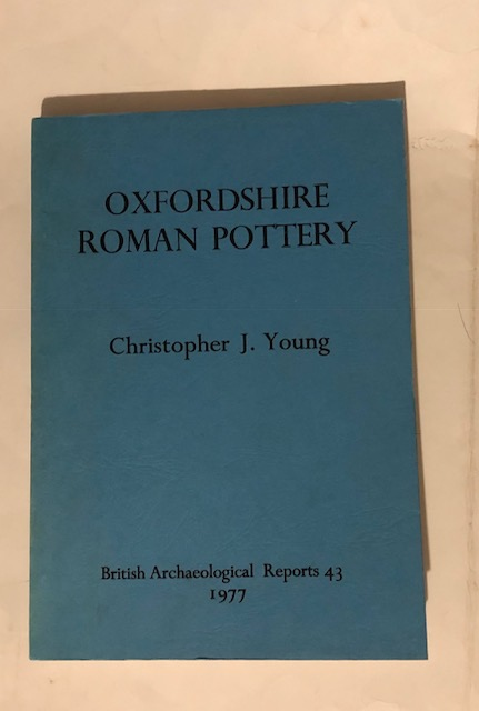 Image for Oxfordshire Roman Pottery :