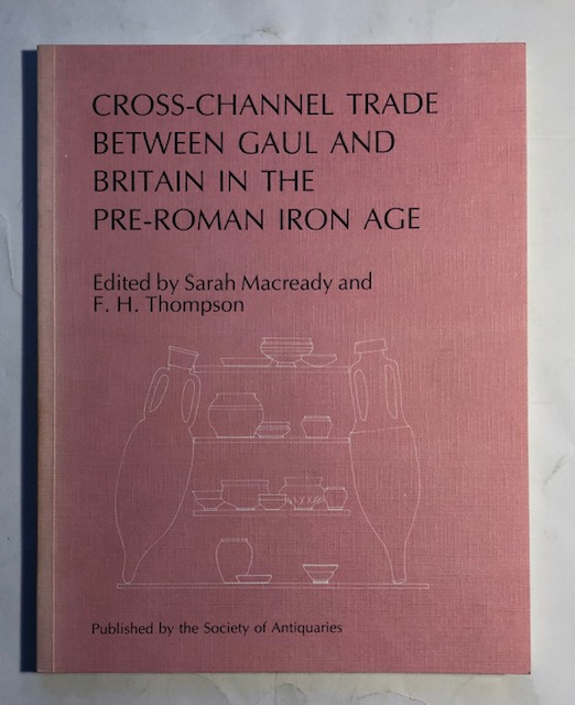 Image for Cross-Channel Trade between Gaul and Britain in the Pre-Roman Iron Age :