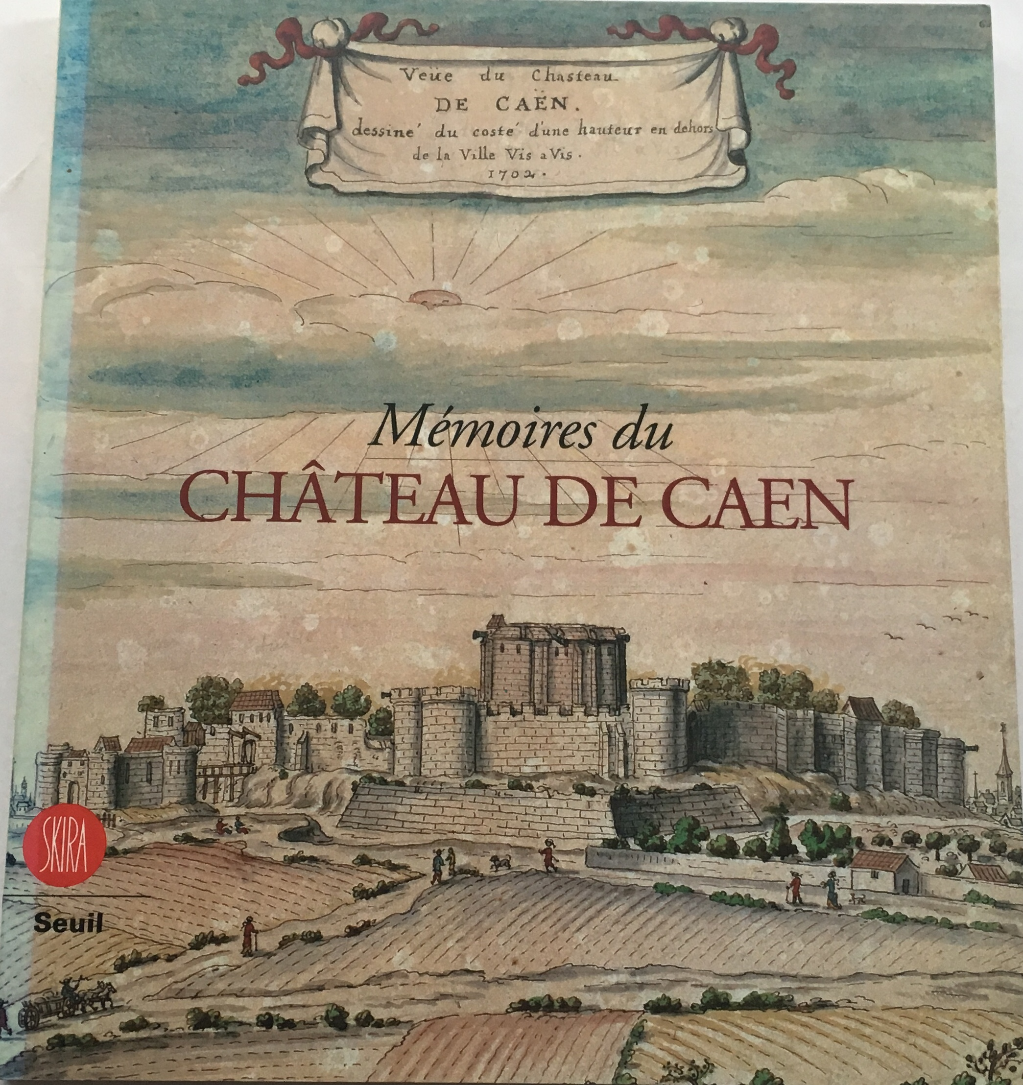 Image for Memoirs du Chateau de Caen :