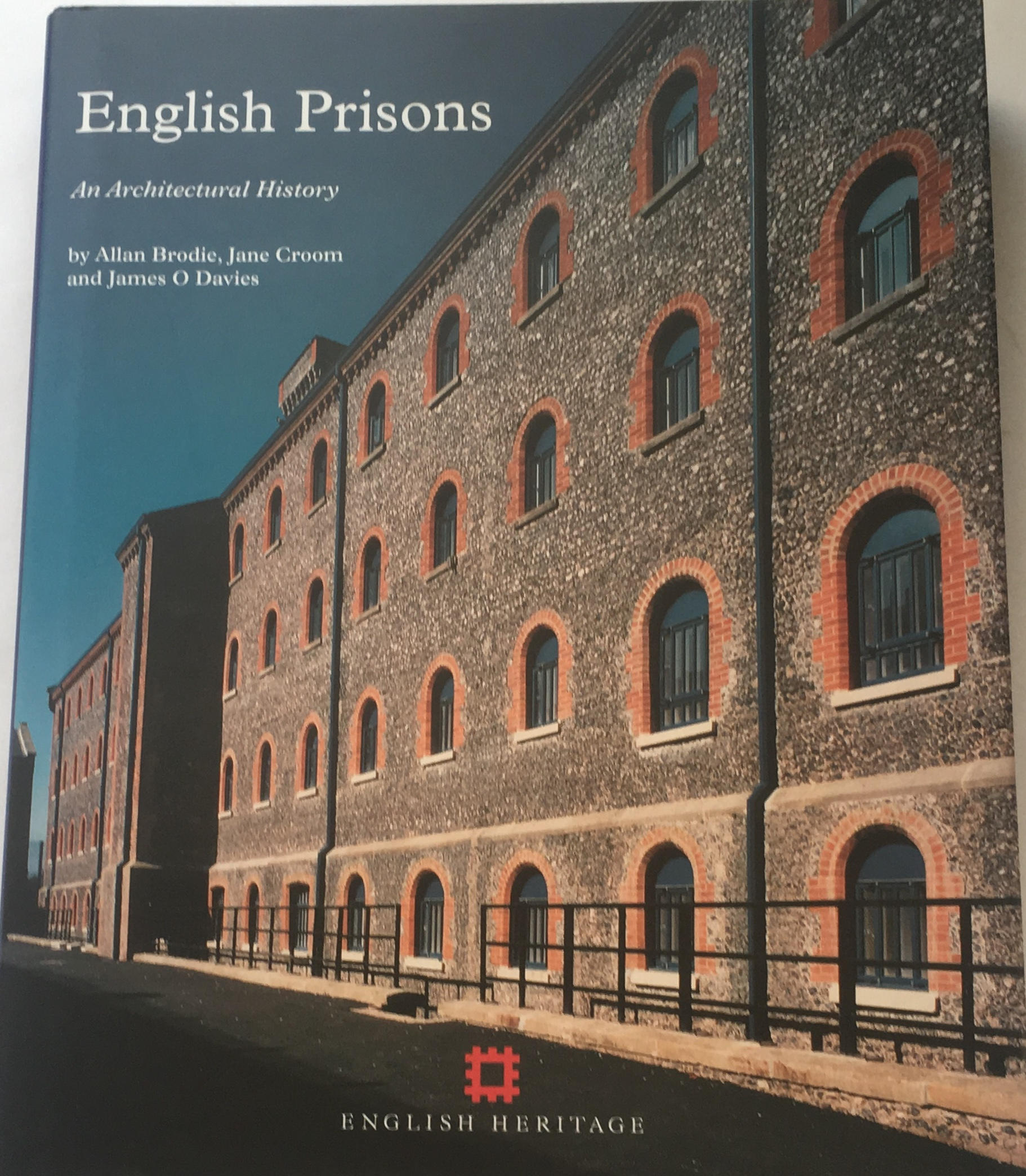 Image for English Prisons :An Architectural History