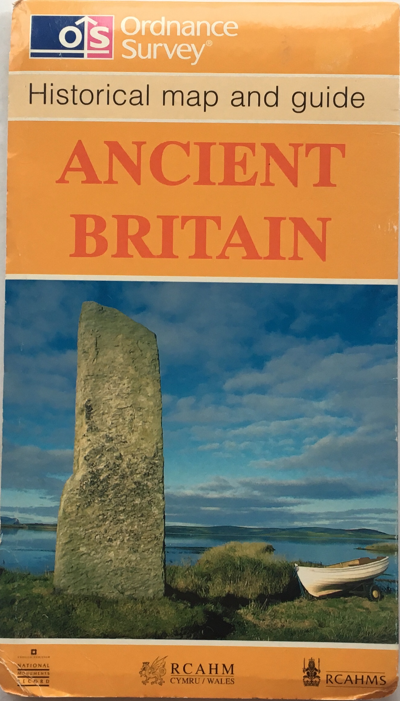 Image for Ancient Britain: Map of the major visible antiquities of Great Britain older than AD 1066, :