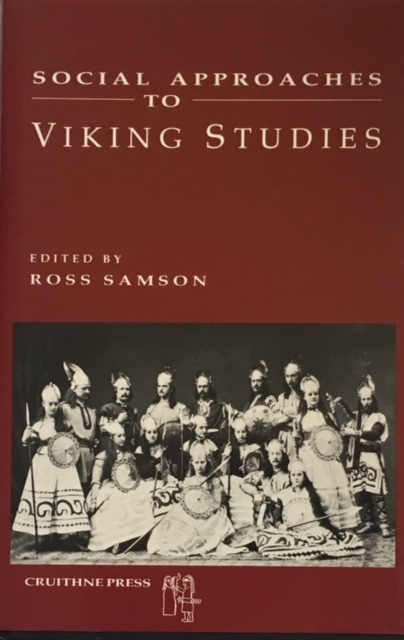Image for Social Approaches to Viking Studies :