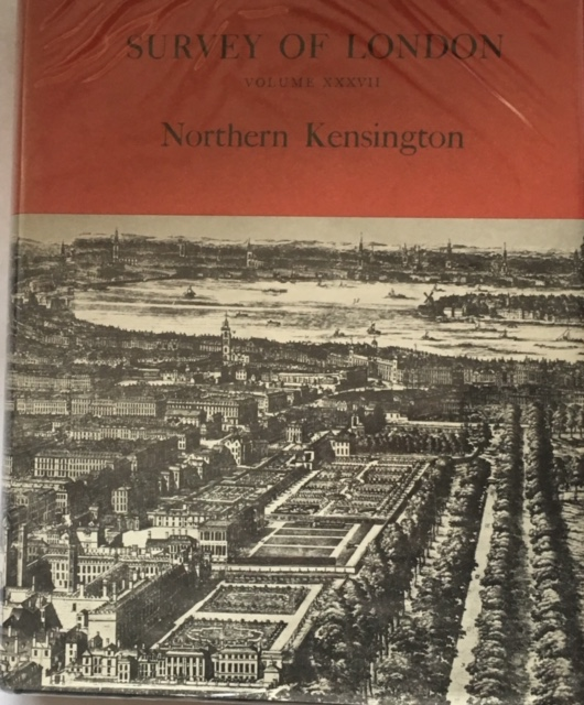 Image for Survey of London- Northern Kensington :Volume XXXVII
