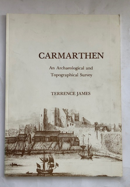 Image for Carmarthen :An Archaeological and Topographical Survey