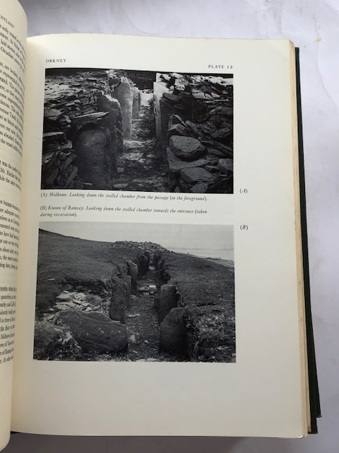 Image for The Chambered Tombs of Scotland, Vol 1 & 2 :