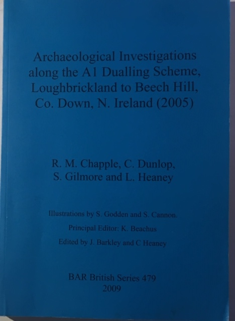 Image for Archaeological Investigations along the A1 Dualling Scheme Loughbrickland to Beech Hill, Co. Down, N Ireland (2005) :BAR British Series 479