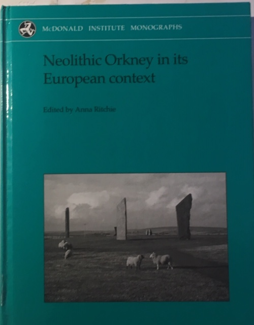 Image for Neolithic Orkney in its European context :