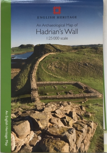 Image for An Archaeological Map of Hadrian's Wall :1:25000 scale