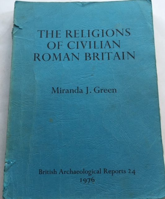 Image for A Corpus of Religious Material from the Civilian Areas of Roman Britain :British Archaeological Reports 24